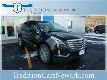 2017 Cadillac XT5 for sale in Newark, NY