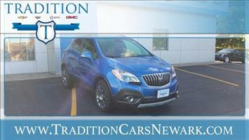 2016 Buick Encore for sale in Newark, NY