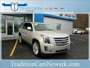 2015 Cadillac Escalade for sale in Newark, NY