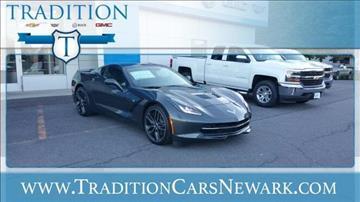 2017 Chevrolet Corvette for sale in Newark, NY