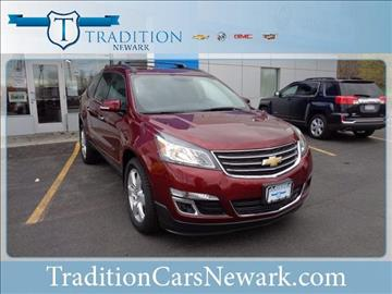 2017 Chevrolet Traverse for sale in Newark, NY