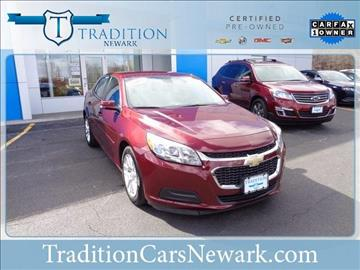 2015 Chevrolet Malibu for sale in Newark, NY