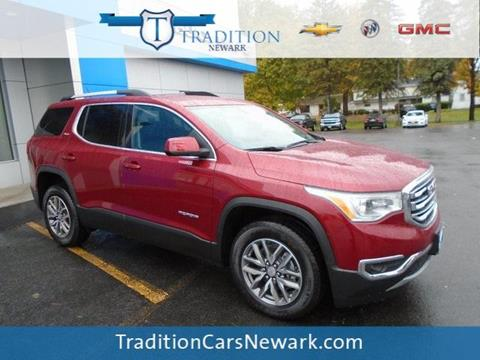 2019 GMC Acadia for sale in Newark, NY