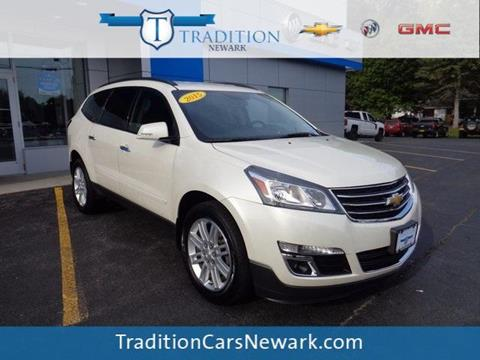 2015 Chevrolet Traverse for sale in Newark NY