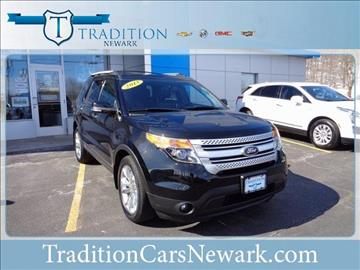2013 Ford Explorer for sale in Newark, NY