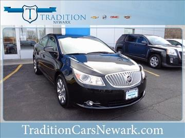 2010 Buick LaCrosse for sale in Newark, NY