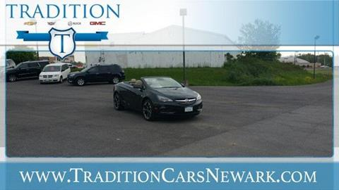 2016 Buick Cascada for sale in Newark NY