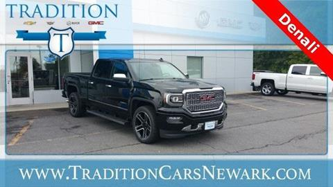 2017 GMC Sierra 1500 for sale in Newark, NY