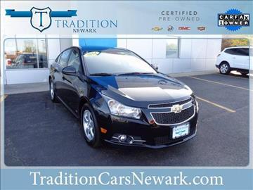 2014 Chevrolet Cruze for sale in Newark, NY
