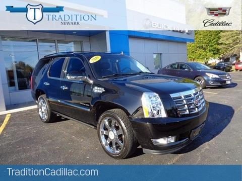 2010 Cadillac Escalade for sale in Newark NY