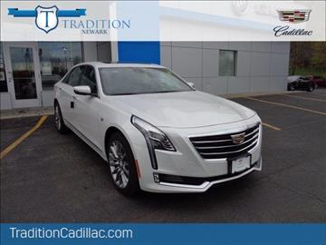 2017 Cadillac CT6 for sale in Newark, NY