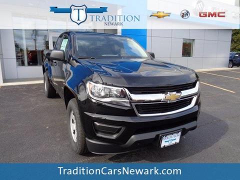 2017 Chevrolet Colorado for sale in Newark, NY