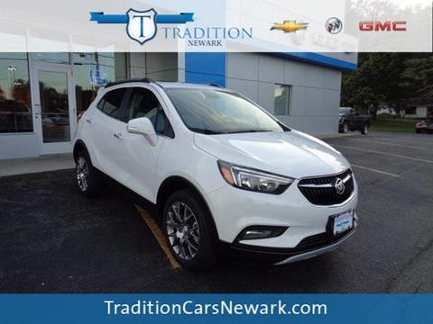 2017 Buick Encore for sale in Newark, NY