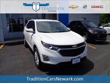 2018 Chevrolet Equinox for sale in Newark, NY