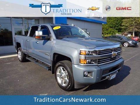 2016 Chevrolet Silverado 2500HD for sale in Newark, NY