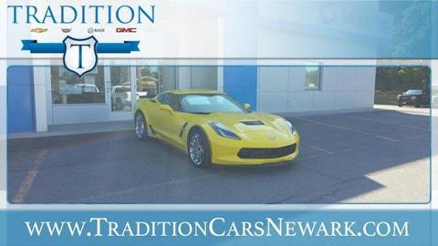 2017 Chevrolet Corvette for sale in Newark NY