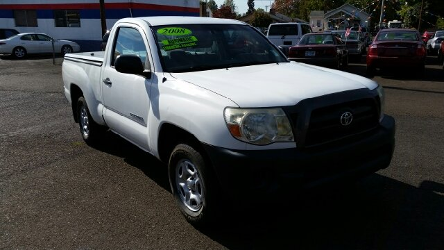 2008 toyota tacoma for sale in oregon. Black Bedroom Furniture Sets. Home Design Ideas