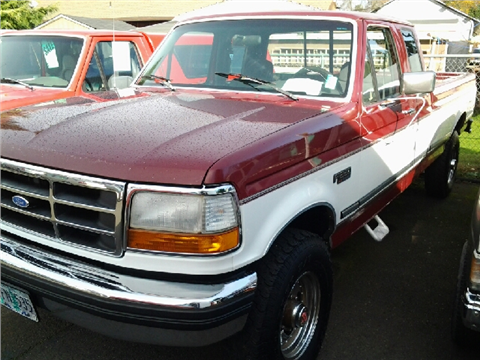 1993 Ford F-250 for sale in Molalla, OR