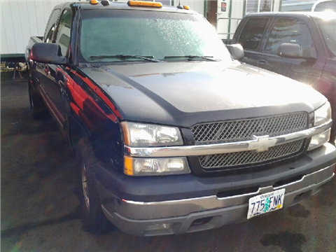 2003 Chevrolet Silverado 1500 for sale in Molalla, OR