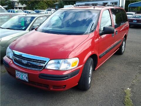 2001 Chevrolet Venture for sale in Molalla, OR