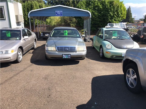 2002 Ford Crown Victoria for sale in Molalla, OR