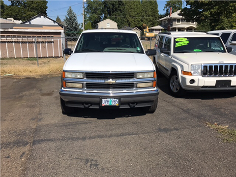 1995 Chevrolet Suburban for sale in Molalla, OR