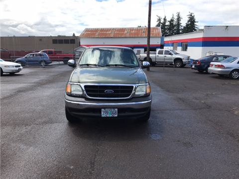 2002 Ford F-150 for sale in Molalla, OR