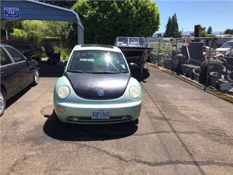 2000 Volkswagen New Beetle for sale in Molalla, OR