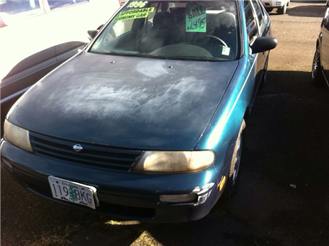 1996 Nissan Altima for sale in Molalla, OR