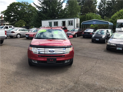2007 Ford Edge for sale in Molalla, OR