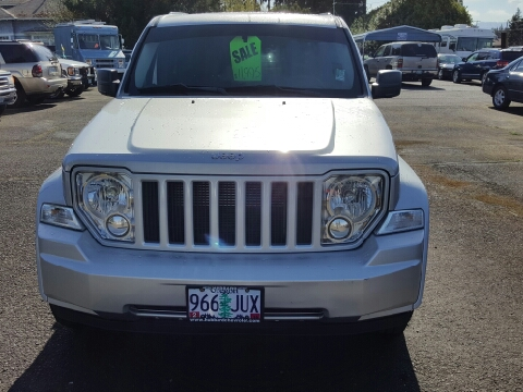 2012 Jeep Liberty for sale in Molalla, OR