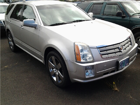 2004 Cadillac SRX for sale in Molalla, OR