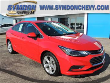 2017 Chevrolet Cruze for sale in Mt Horeb, WI
