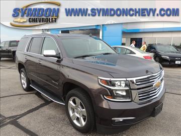 2015 Chevrolet Tahoe For Sale Carsforsale Com