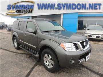 2008 Nissan Pathfinder for sale in Mount Horeb, WI