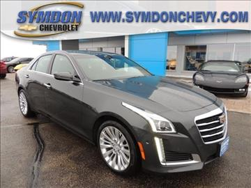 2016 Cadillac CTS for sale in Mt Horeb, WI