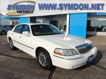 2007 Lincoln Town Car for sale in Mount Horeb, WI