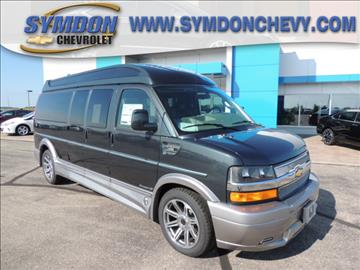 2017 Chevrolet Express Cargo for sale in Mt Horeb, WI