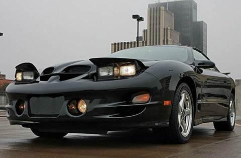 1999 Pontiac Firebird for sale in Lufkin, TX