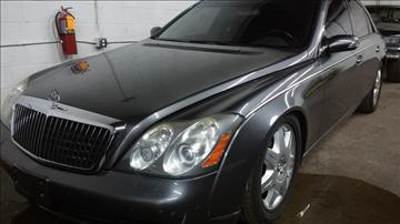 2004 Maybach 57 for sale in Detroit, MI
