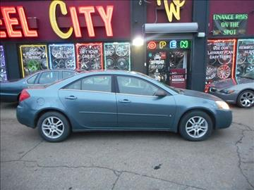 2006 Pontiac G6 for sale in Detroit, MI