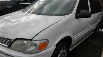 2002 Oldsmobile Silhouette for sale in Detroit, MI