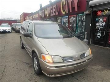 2001 Oldsmobile Silhouette for sale in Detroit, MI