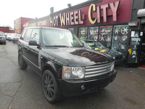 2003 Land Rover Range Rover for sale in Detroit, MI