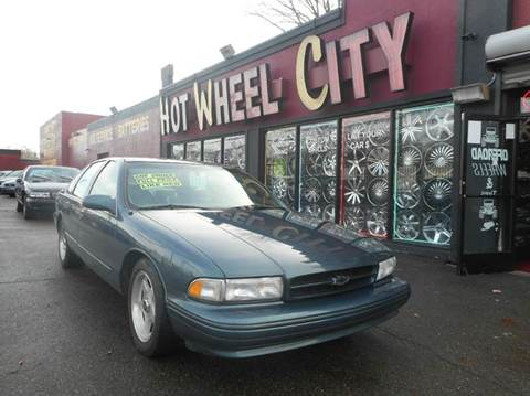 1995 Chevrolet Impala for sale in Detroit, MI