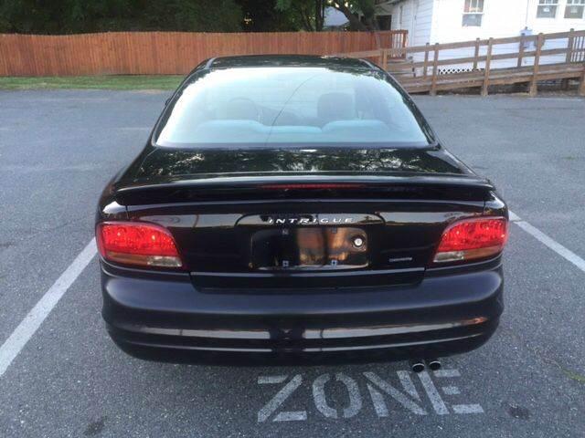 2000 Oldsmobile Intrigue GL 4dr Sedan - Fredericksburg VA