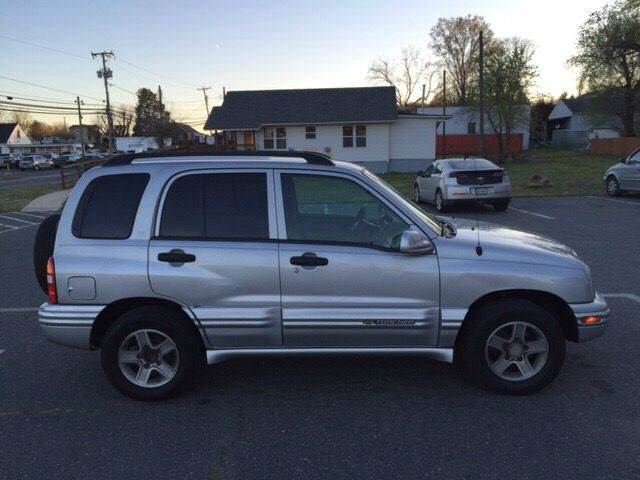2004 Chevrolet Tracker LT 4dr SUV - Fredericksburg VA
