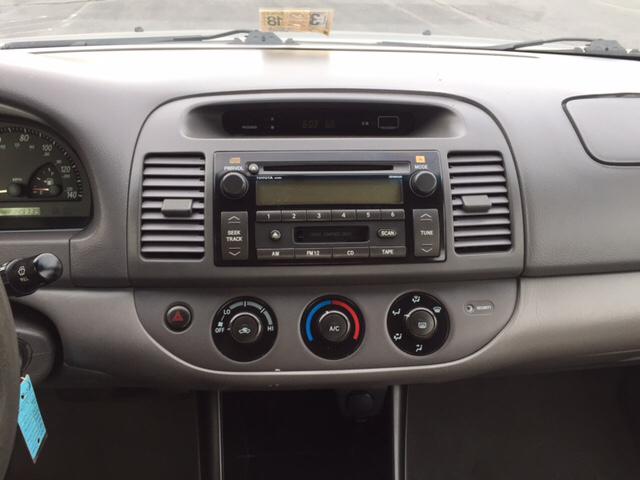 2004 Toyota Camry LE V6 4dr Sedan - Fredericksburg VA