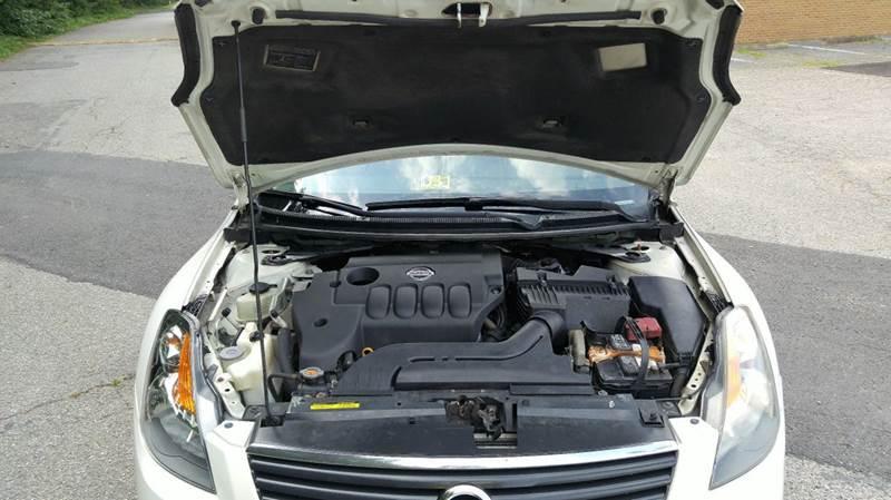 2008 Nissan Altima 2.5 S 4dr Sedan CVT - Fredericksburg VA