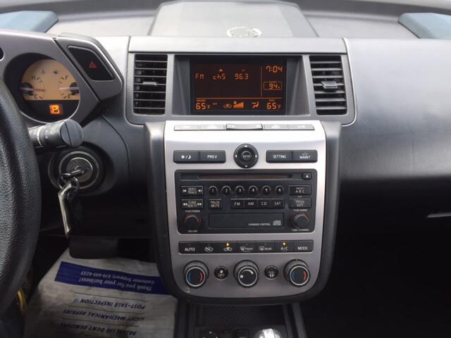 2005 Nissan Murano AWD S 4dr SUV - Fredericksburg VA